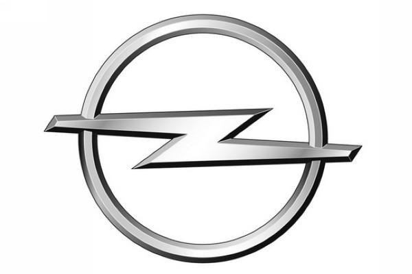 德国车标 欧宝汽车标志高清图片