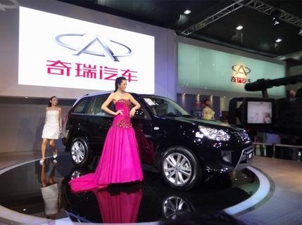 低调奢华有内涵-国际范儿十足 南昌大型国际车展带来高品质汽车盛会
